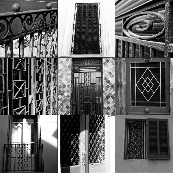 French Ironwork
