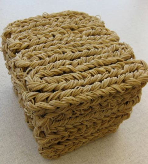 Rubber Band Cube by An Pham
